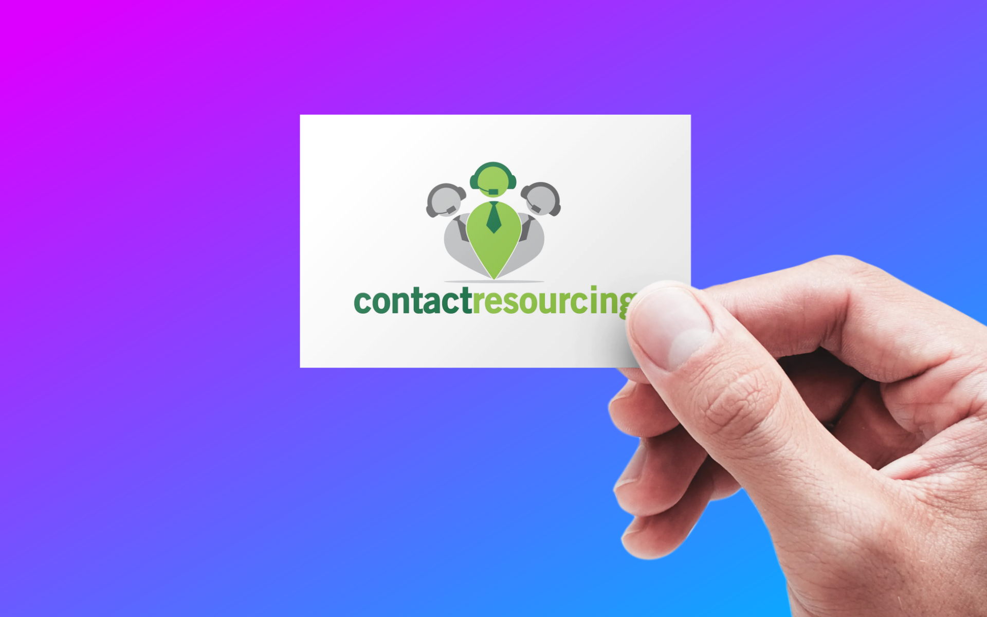 Contact Resourcing
